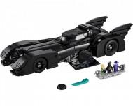 Set 76139-GB Batmobile: Persuit of the Joker gebruikt deels gebouwd *B036