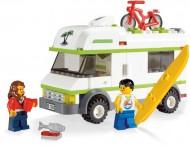 Set 7639-G - Town: Camper D/H/C 97-100%- gebruikt