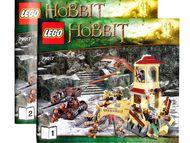 Set 79017 BOUWBESCHRIJVING- LOR: The Battle of Five Armies  NIEUW loc