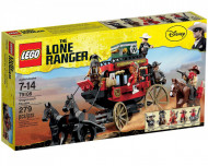Set 79108 Stagecoach Escape NIEUW