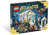 Set 7985 - Atlantis: City of Atlantis- Nieuw