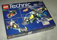 Set 8456 Technic Fiber Optic Multi Set-Nieuw
