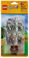Set 850888 - Kastelen/Ridders: Castle Dragons Acccessory Set- Nieuw