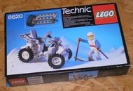 Set 8620 Technic Snow Scooter-Nieuw