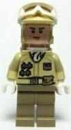 sw259 Star Wars:Hoth rebbel trooper NIEUW loc