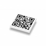 Tegel 2x2 QR code (werkend)