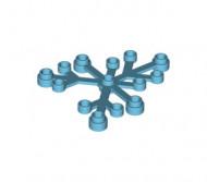 2417-156 Bladen 5x6 blauw, middenazuur NIEUW *5K000