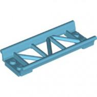 26022-156 Baan rollercoaster recht blauw, middenazuur NIEUW *