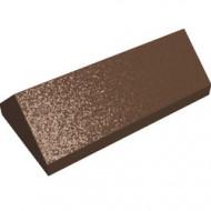 3041-58G DakNOK 45 graden 4x2 rood, zandkleurig gebruikt *1L182