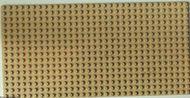 3857-2 Basisplaat 16x32 (geen nopgaten onder) Crème NIEUW loc