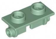 3938-48 Scharnier verticaal- topplaat 1x2 (L01-15) groen, zandkleurig NIEUW *1L0000