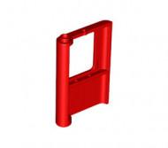 4182-5G Trein, Deur 1x4x5 rechts rood gebruikt *1D0000