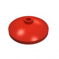 43898-5 Schotel 3x3 rood NIEUW *1L0000