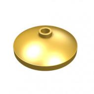 43898-65 Schotel 3x3 goud, metallic NIEUW *1L0000