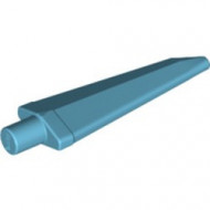 64727-156 Flexibele pijlpunt lengte 3,5 blauw, middenazuur NIEUW *0K000