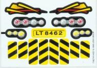 8462stk01 STICKER Super Tow Truck NIEUW *0S0000