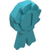9,2355E-156 Friends lintje 1e prijs blauw, middenazuur NIEUW *0D0000