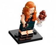colhp2-9 HP Ginny Weasley met wand, ijsco, schaaltje, standaard NIEUW *0M0000