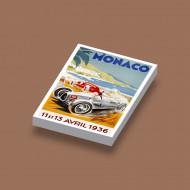 CUS3074 GP Monaco 1936 wit NIEUW *0A000