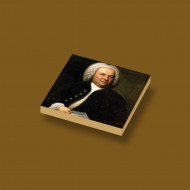 CUS9054 Tegel 2x2 Portret Bach