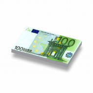 CUSE8164 Tegel 1x2 100 Euro wit *0A000