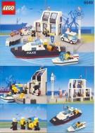 INS6540-G 6540 BOUWBESCHRIJVING- Pier Police gebruikt *LOC M2