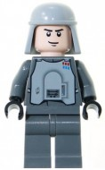 LEGO sw261 Star Wars:Imperial Officer Hoth Battle pack NIEUW loc