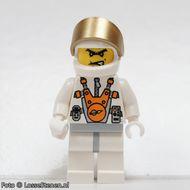 mm009G Astronaut met helm gebruikt loc