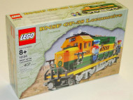 Set 10131 - Treinen- Burlington Santa Fee (BNSF)- Nieuw