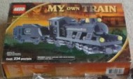 Set 10205 - Treinen: My Own Train- NIEUW