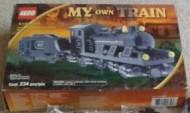 Set 10205 - Treinen: My Own Train- NIEUW