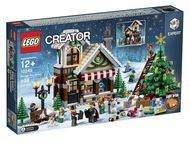 Set 10249 - Holiday: Winter Toy Shop- Nieuw