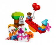 Set 10832 Birthday Picknick NIEUW