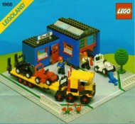 Set 1966 BOUWBESCHRIJVING- Autowerkplaats gebruikt loc