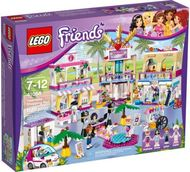 Set 41058 - Friends: Heartlake Shopping Mall- Nieuw