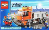 Set 4434 BOUWBESCHRIJVING- Tipper Truck (1) Auto gebruikt loc LOC BE