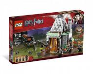 Set 4738-G Hagrid's Hut gebruikt D/H/M/97%