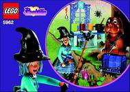 Set 5962 - Belville: The Tinderbox- Nieuw