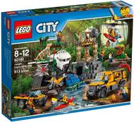 Set 60161 - Town: Jungle Exploration Site- Nieuw