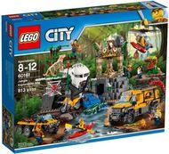 Set 60161 - Town: Jungle Exploration Site- Nieuw