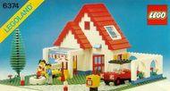 Set 6374 BOUWBESCHRIJVING- Holiday Home gebruikt loc LOC M2