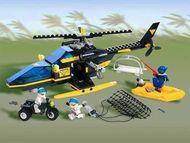 Set 6462 - RES-Q Aerial Recovery: Big Racers (Doos minder mooi)- gebruikt