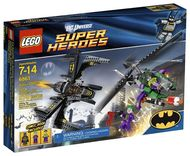 Set 6863 - Super Heroes: Batwing over Gotham City- Nieuw
