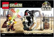 Set 7101 - Star Wars: Lightsaber Duel- Nieuw