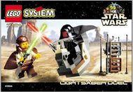 Set 7101 - Star Wars: Lightsaber Duel- Nieuw