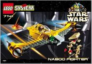 Set 7141 - Star Wars: Naboo Fighter- Nieuw