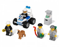 Set 7279-G Police Minifigure Collection gebruikt