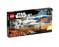 Set 75155-GB Rebel U-Wing fighter gebruikt deels gebouwd *B036