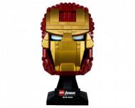 Set 76165-GB Iron Man gebruikt deels gebouwd *B036