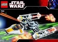 Set 7658 - Star Wars: Y-Wing Fighter- Nieuw